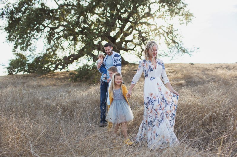 Springtime Bliss { Sonoma County | Kenwood Family Photography }